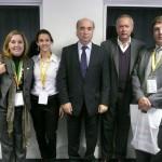 Africa's BIG SEVEN FAIR 2011 con las autoridades de la Cámara de Comercio Exterior de Rosario y el Embajador de Argentina en Sudáfrica